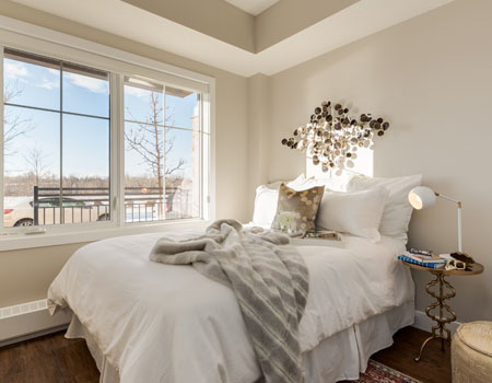 Apartments for Rent Near Train Network and Major Highways in Quarry Park in Calgary