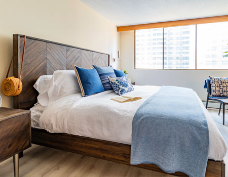 Short term rental downtown Calgary