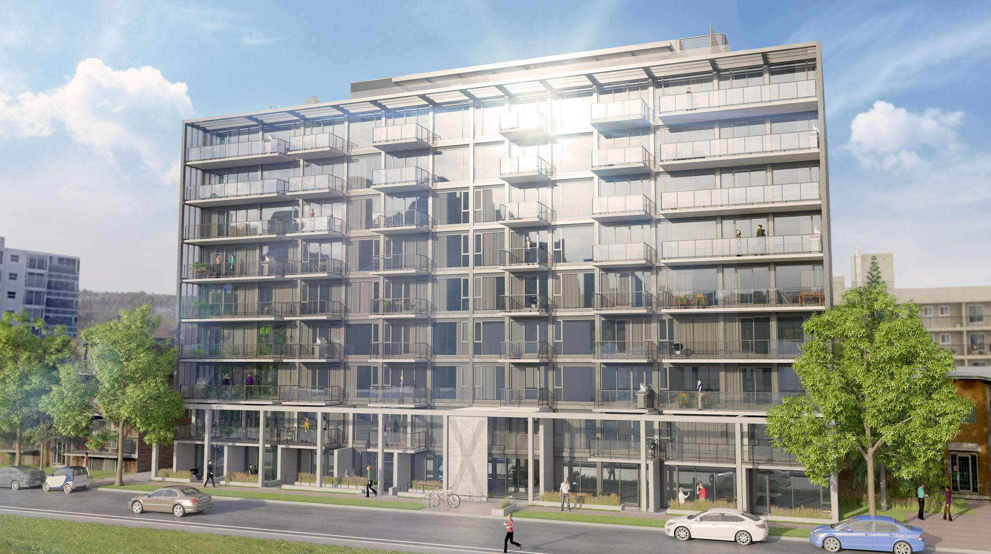 New condos available in Calgary