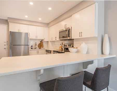 Renovated Apartments for Rent Near Rideau Canal in Centretown Ottawa
