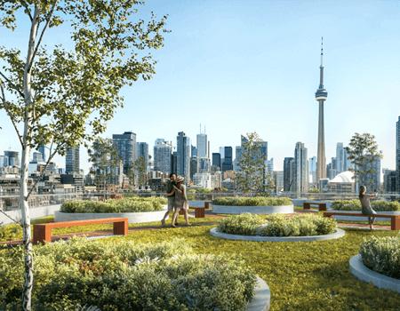 Niagara West Garden