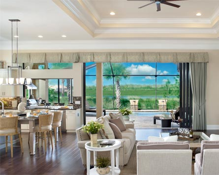 Homes For Sale at TwinEagles in Naples Florida