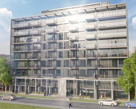 Condos For Sale At The Annex in Kensington Calgary