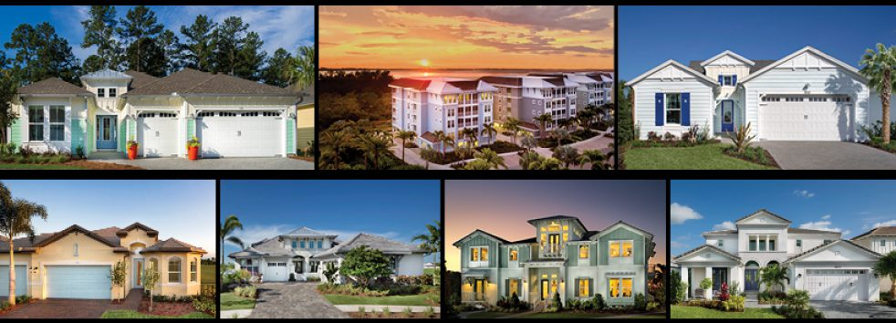 Minto Communities USA homes