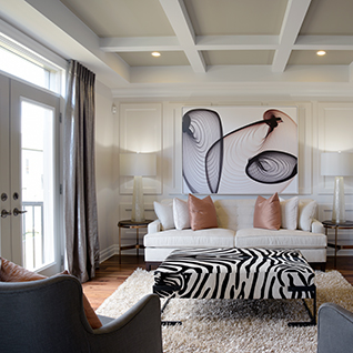 A Killarney living room