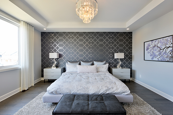 A Stanley bedroom