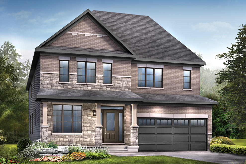 Quinton - New 5 Bedroom Single Family Homes for sale coming to Barrhaven, Orléans & Kanata, Minto Communities.