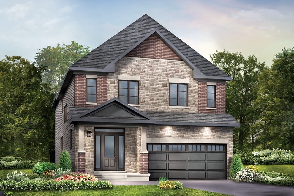 Waverly - New 4 or 5 Bedroom Single Family Homes for sale coming to Barrhaven, Orléans & Kanata, Minto Communities.