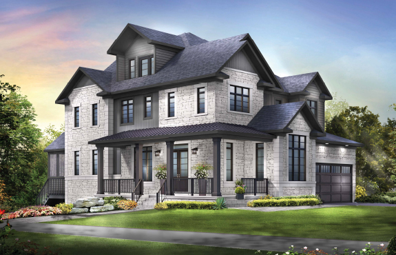 The Bohemian design for the CHEO Dream of a Lifetime Lottery