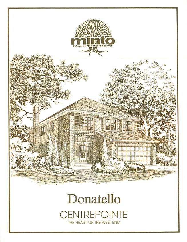 Donatello: Exterior