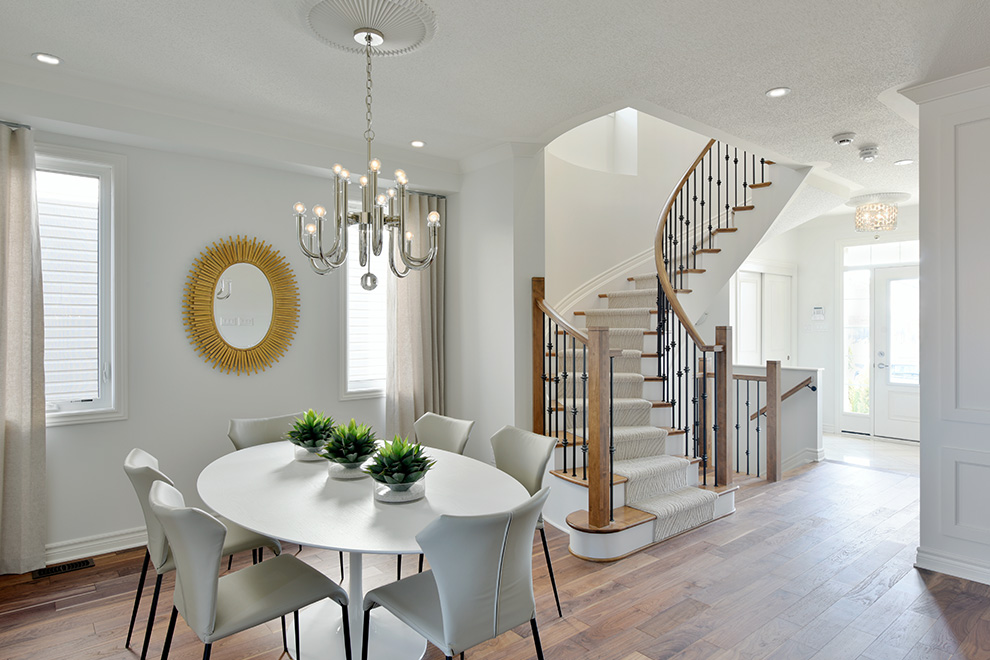 Single Family Home Dining Room