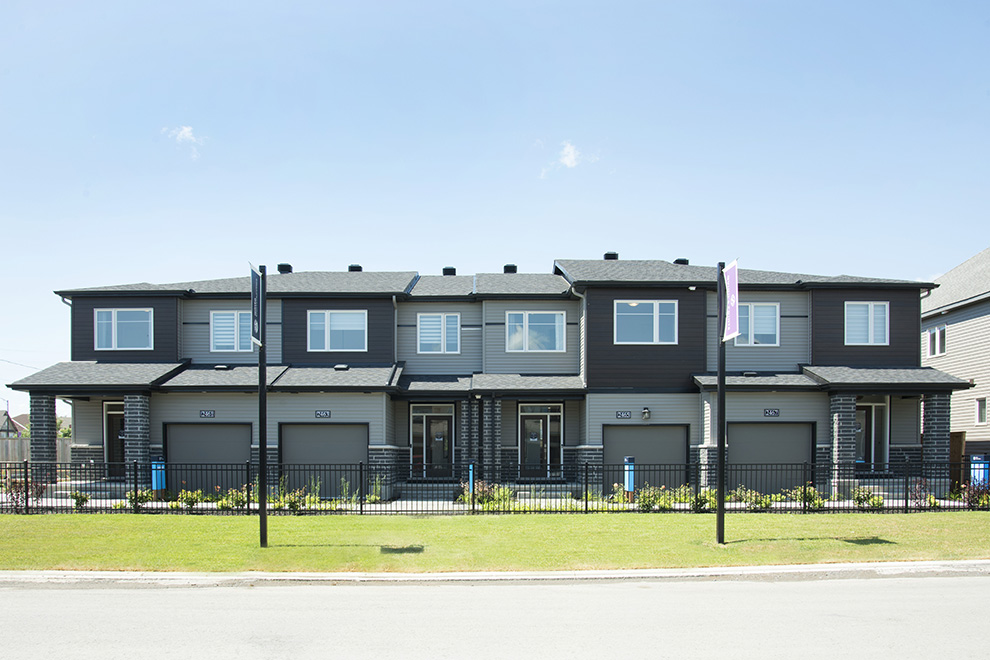 Executive Townhomes