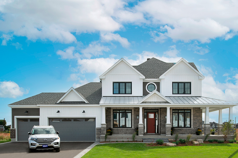 The 2021 Minto Dream Home grand prize for the CHEO Dream of a Lifetime Lottery
