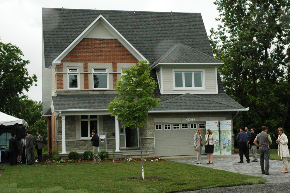 The Inspiration - 2008 Minto EcoHome