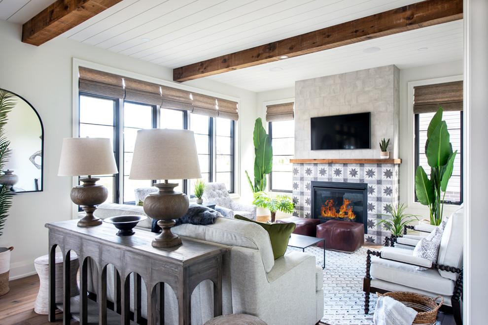 The Bohemian Living Room