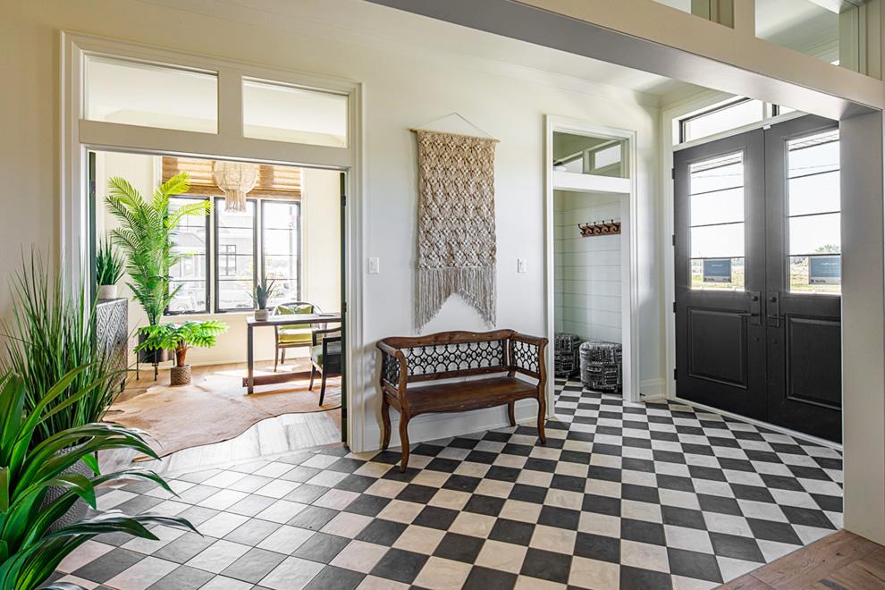 The Bohemian foyer