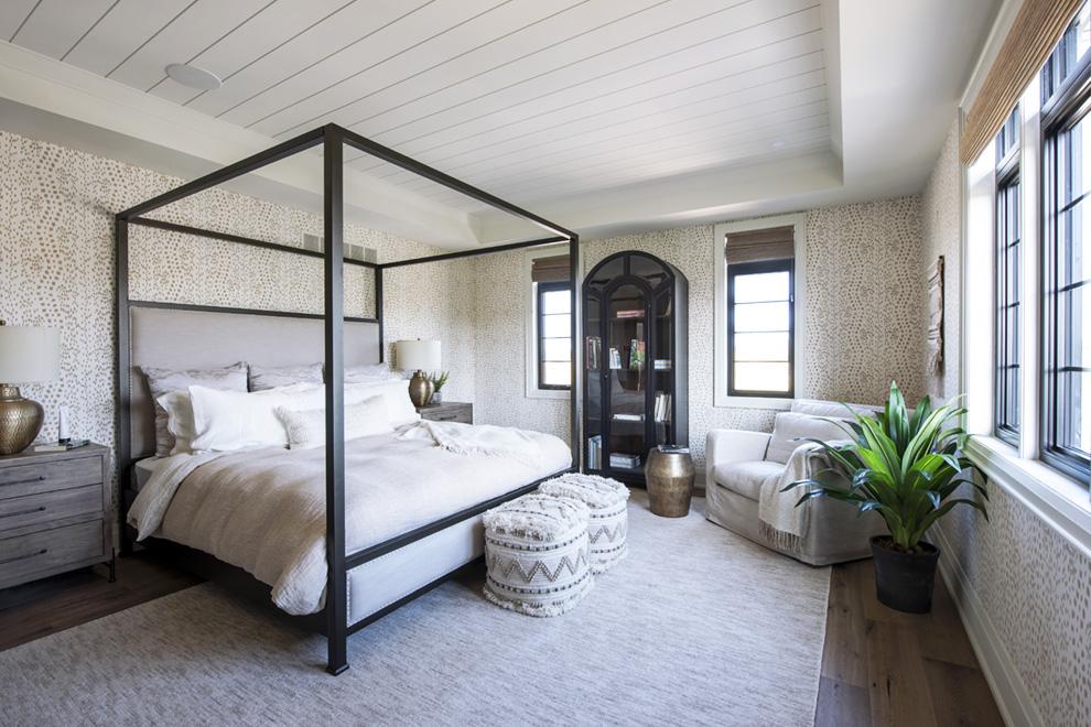 The Bohemian Main Bedroom