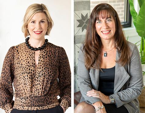 The Bohemian Designers, Tanya Collins and Karen van der Velden