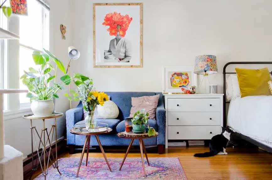 10 Small Space Living Instagram Accounts Blog Live Better By Minto,Diy Halloween Decorations Indoor