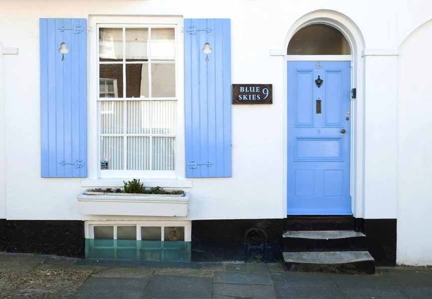 What Your Front Door Colour Says About You Blog Live Better By Minto