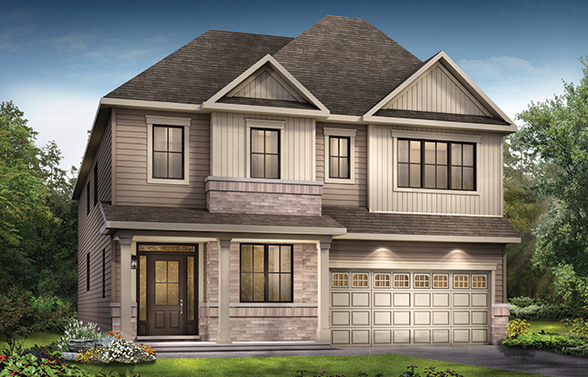 Single Family Home - Marquette A