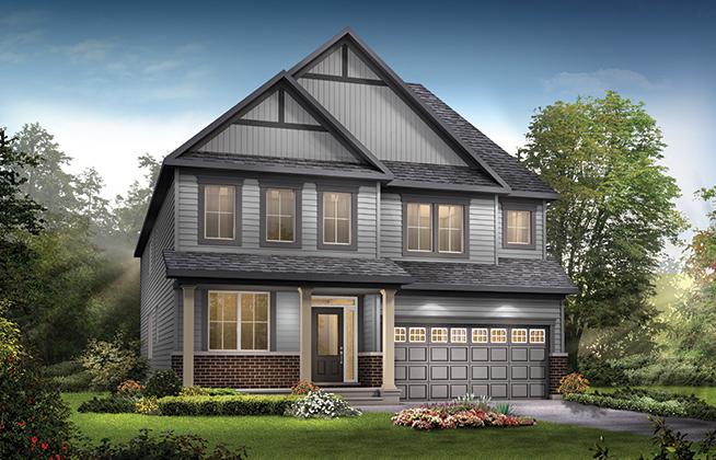 Mackenzie A Single Family Home, located in Quinn's Pointe, Ottawa