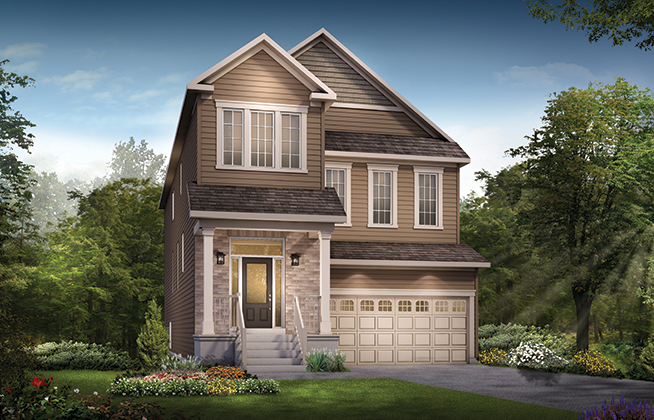 Killarney A Single Family Home, located in Quinn's Pointe, Ottawa