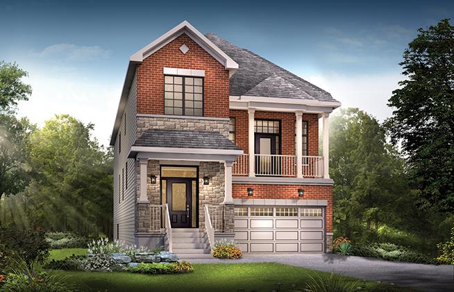 Killarney C Single Family Home, located in Quinn's Pointe, Ottawa