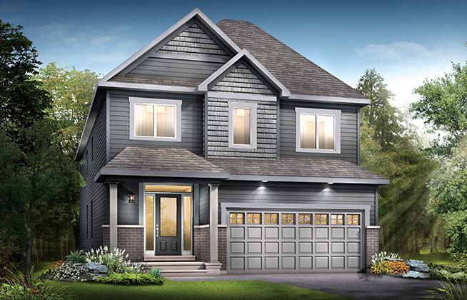 Bronte A Single Family Home, located in Quinn's Pointe, Ottawa