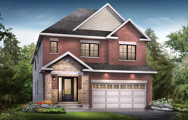 Bronte C Single Family Home, located in Quinn's Pointe, Ottawa