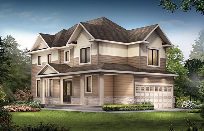 Talbot Corner A Single Family Home, located in Quinn's Pointe, Ottawa