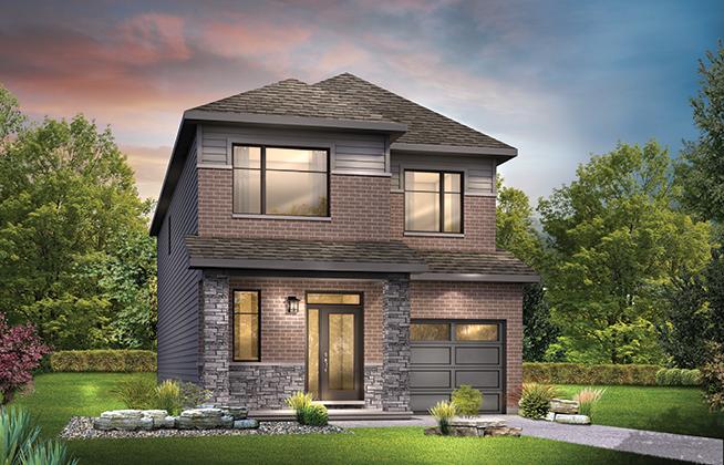 Kinghurst D Single Family Home, located in Quinn's Pointe, Ottawa