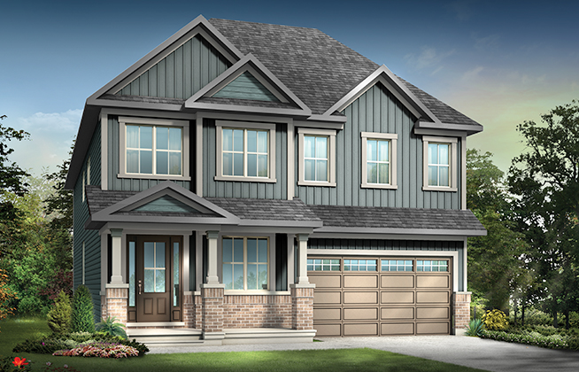 Mulberry A Single Family Home, located in Mahogany, Manotick