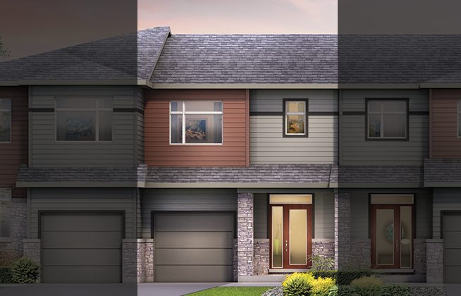 Citrus D Executive Townhome, located in Quinn's Pointe, Ottawa
