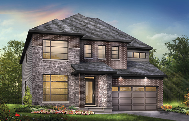 Single Family Home | The Darlington C | For Sale in Avalon