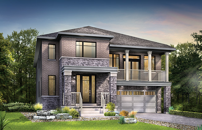 Mapleton C Single Family Home, located in Quinn's Pointe, Ottawa