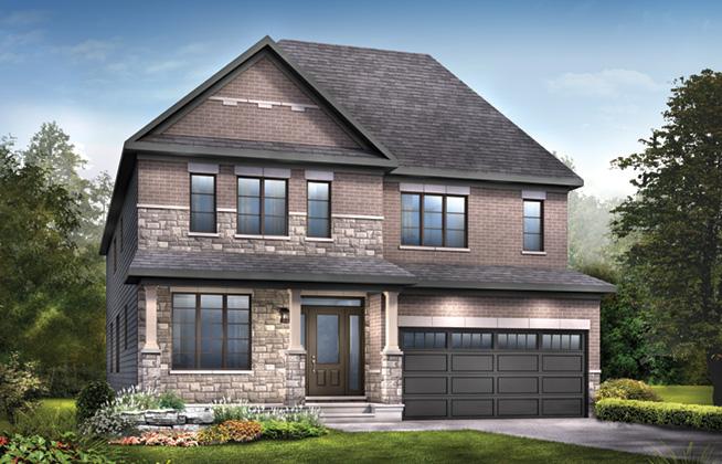 Quinton C Single Family Home, located in Quinn's Pointe, Ottawa