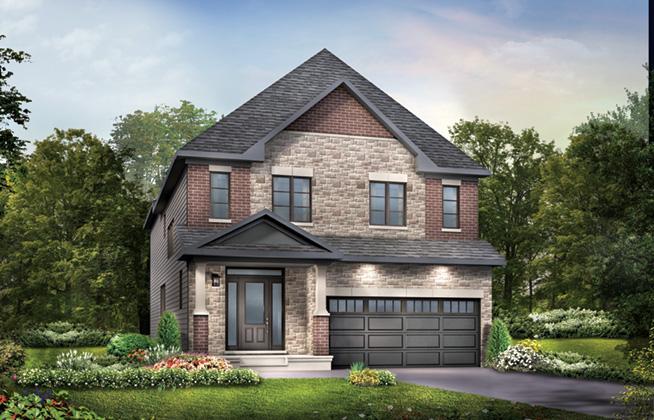 Waverley C Single Family Home, located in Arcadia, Kanata, Ottawa