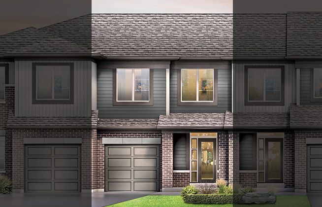 Citrus B | Executive Townhome | Home for Sale in Kanata