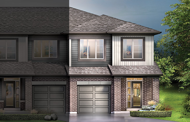 Monterey End B | Executive Townhome | Home for Sale in Kanata