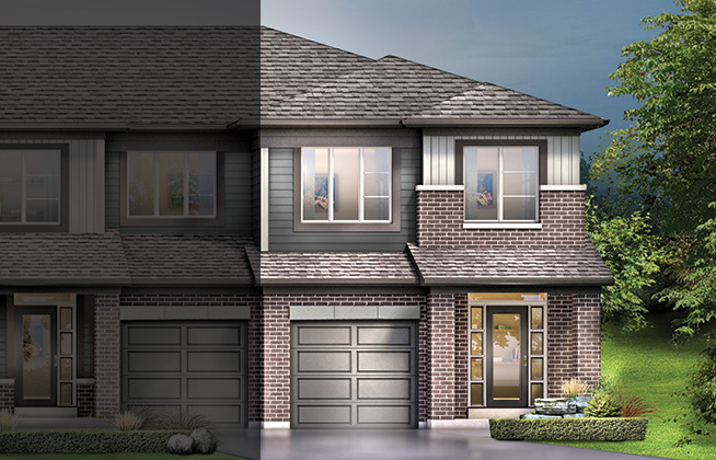 Tahoe End B | Executive Townhome | Home for Sale in Kanata