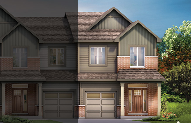 Tahoe End C | Executive Townhome | Home for Sale in Kanata