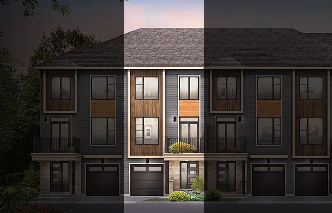 Burnaby A | Avenue Townhome | For Sale in Kanata