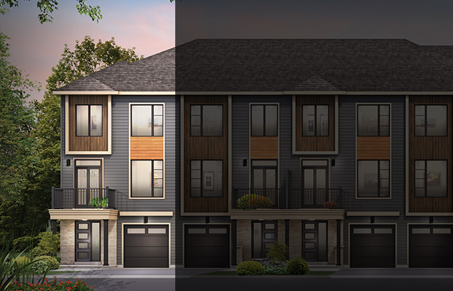 Dawson End A | Avenue Townhome | For Sale in Kanata
