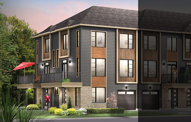 McKee Corner A | Avenue Townhome | For Sale in Kanata