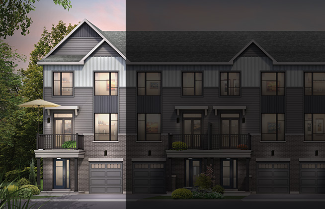 Dawson End B | Avenue Townhome | For Sale in Kanata