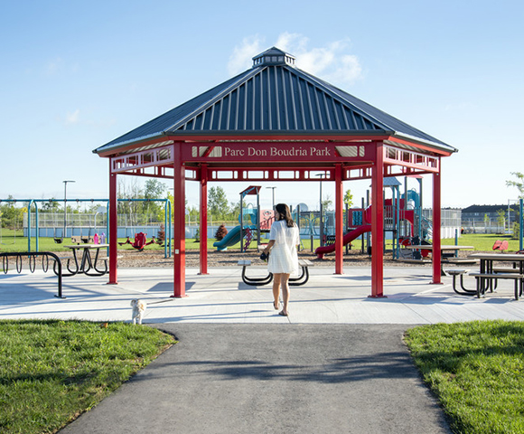 Photo of Don Boudria Park in Avalon, Orleans