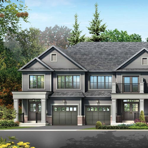 New homes available at Queens Landing