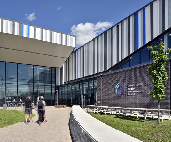Photo of Minto Rec Centre in Ottawa
