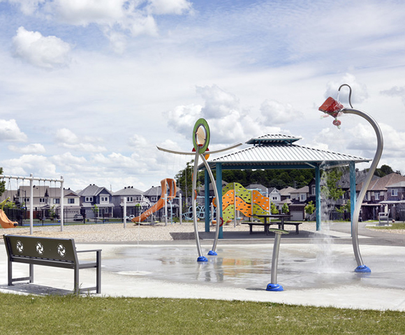 Photo of a park in Quinn's Pointe, Barrhaven